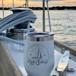Layla Sailing Tumbler